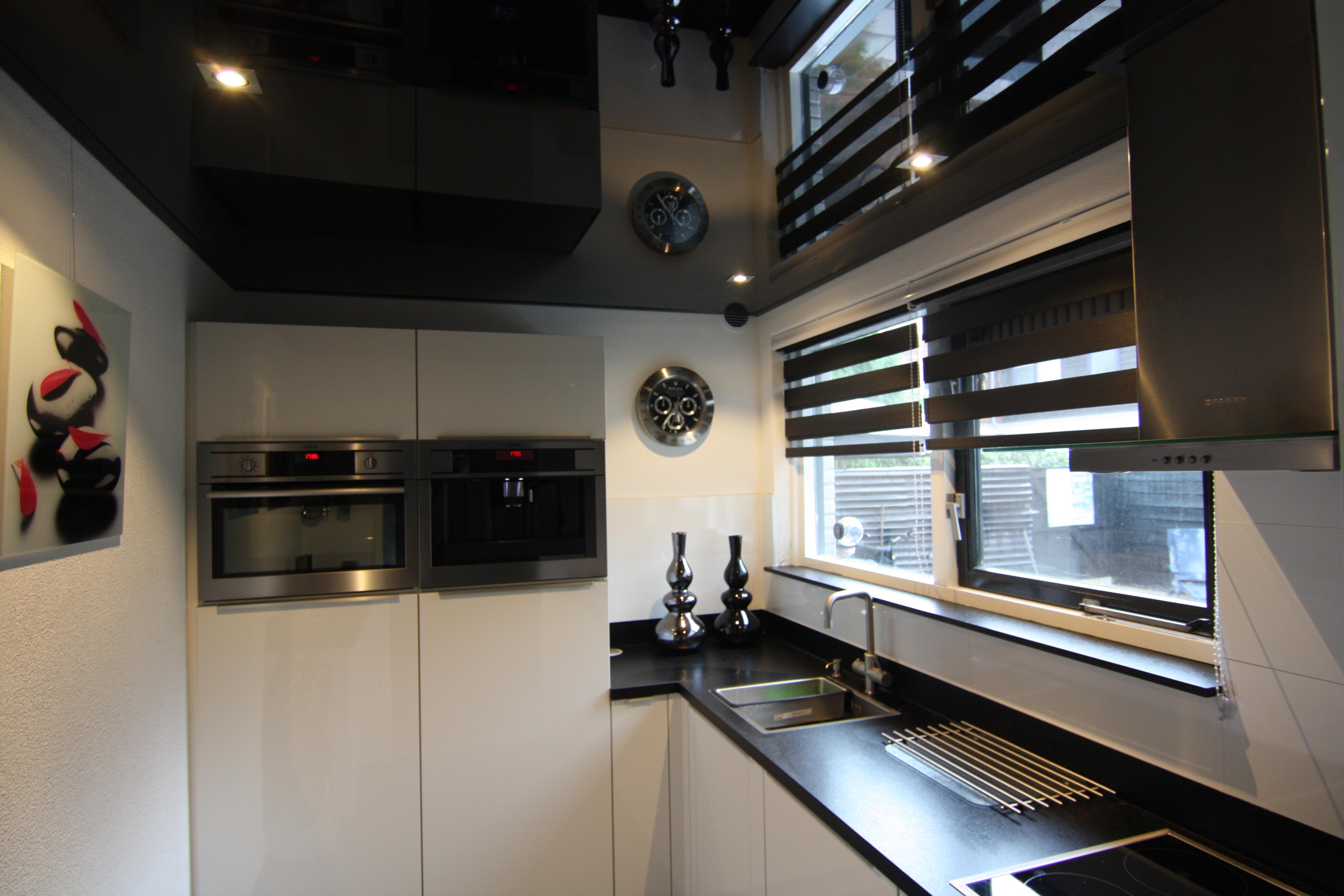 Een nieuw plafond in uw keuken  Plameco plafonds
