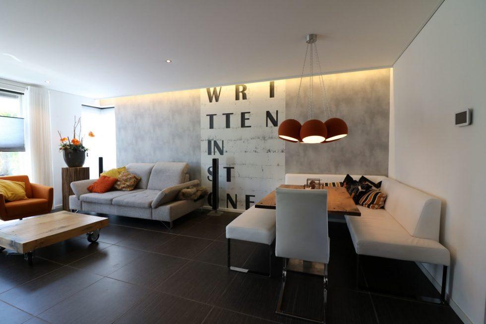 Nieuw woonkamer plafond Bunschoten